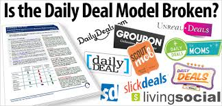 Are Daily Deals Dead?